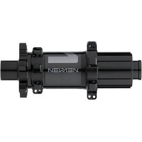 NEWMEN MTB Moyeu arrière 12x142mm 6 boulons Shimano Gen2, black anodised/grey